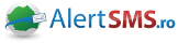 AlertSMS Logo